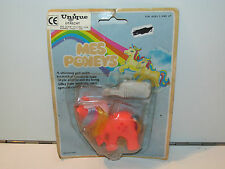 MY LITTLE PONY KO MES PONEYS MOC 1980s BOOTLEG TOY FIGURE MLP G1