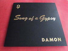 "Damon - Song Of A Gypsy Ankh 1968 Little Indians Reissue  1998 LP +7"" 384/450"