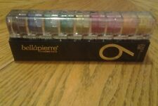 "Bellapierre Bella Pierre Shimmer 9 Stack ""Iris"" New in Box 15.75g"