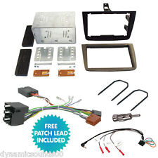 Alfa Romeo Mito 2008  Double Din Car CD Stereo Fascia Fitting Kit Stalk Steering