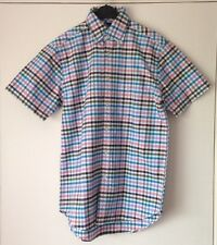"Boden Check Shirt Size XS Chest 20"" Bnwot"