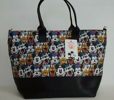 NWT Disney Harveys Mickey Mouse Best Friends BFF Medium Streamline Seatbelt Tote