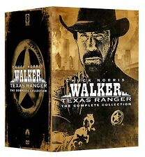 Walker Texas Ranger: Chuck Norris Complete TV Series All 8 Seasons Box / DVD Set