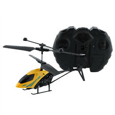 Mini Radio Remote Control Aircraft 2.5CH RC Quadcopter Helicopter Kids Toy