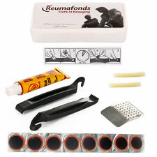 Bike Tyre Tube Bicycle Puncture Repair Tools Kit Cycle Patches Cycling Patch Set