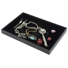 Ring Bracelet Necklace Jewellery Display Storage Box Tray Case Stand Organiser P