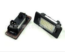 FOR BMW E82 E88 E39 E60 E61 E70 E90 E91 E92 LED License Number Plate lights