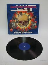 LWS - Welcome To The Asylum   inkl. Beilagen und Heft   Aaarrg 1989   VG / VG-