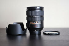 Nikon AF-S 24-120mm VR Lens w/ Hoya NXT HMC UV Filter!  US Model!