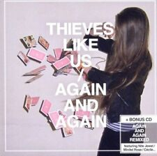 Thieves Like Us - Again And Again (NEW & SEALED 2 x CD 2012) Bonus Remix Disc