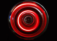 1/10 RC Car Drift LED WHEEL LIGHTS RED  L.E.D Rotors Lights