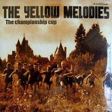 """THE YELLOW MELODIES The Championship Cup 10"""" . power pop cooper flechazos mod"""
