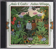 Seals & Crofts - Sudan Village - CD (Wounded Bird WOU2976 2007 U.S.A.)