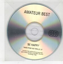 (GS48) Amateur Best, Be Happy - 2013 DJ CD