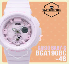 Casio Baby-G New Beach Traveler Series Watch BGA190BC-4B