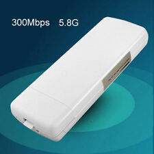 300Mbps 5.8 GHz High Power Wireless AP Outdoor CPE Router Wifi Access Point POE