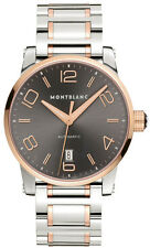 MODEL: 106501 | BRAND NEW & AUTHENTIC MONTBLANC TIMEWALKER MENS AUTOMATIC WATCH