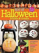 Best of Halloween Tricks & Treats, Second Edition Better Homes and Gardens Cook