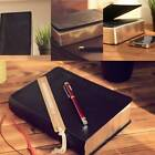 Blank Leather Notebook Vintage Classic Journal Diary Book Sketchbook Cover Thick