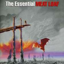 MEAT LOAF The Essential 2CD BRAND NEW Best Of Meatloaf