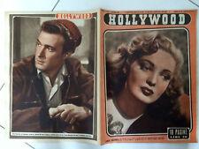 Cinema Hollywood 1948  n° 160 Linda Darnell PieroPalmerini      23/6