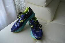 SAUCONY RIDE 7 WOMEN RUNNING SHOES SIZE US 10 EUC