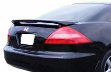 UNPAINTED REAR WING SPOILER FOR A HONDA ACCORD 2DR FACTORY  2003-2005