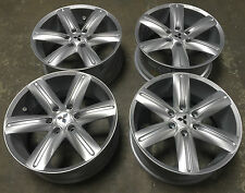 "20"" genuine mitsubishi shogun Parajo L200 roues en alliage le mans 111 brand new"