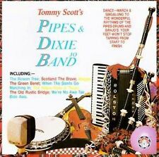 Pipes & Dixie Band 1995 by Scott, Tommy