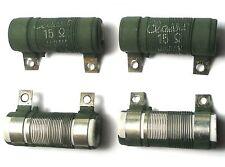 4pc Vintage Classic 1/24 1/32 Slot Car 15 Ohm Controller RESISTOR Japan Unused