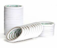 3 Rolls of 8mm Double Sided Super Strong Adhesive Tape for DIY Craft Brand New