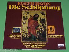 Haydn - Münchinger Ameling Spoorenberg Krause - Die Schöpfung - Decca Club 2 LP