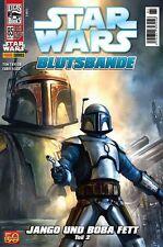 STAR WARS (deutsch) # 85 - BLUTSBANDE - JANGO + BOBA FETT 2 - PANINI COMICS 2011