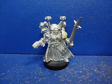 Night Lords General der Chaos Space Marines UMBAU 3