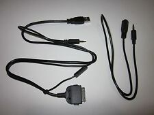 PIONEER CD-IU201V iPOD iPHONE CABLE FOR AVH-X4500BT NEW D