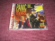 Panic in the Year Zero Les Baxter [Audio CD]  Lala Land OOP