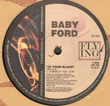 BABY FORD - In Your Blood - Flying International