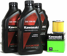 2000 KAWASAKI KLR650 OIL CHANGE KIT