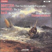 Britten Bridge Bax Suite # Four Sea Interludes (Chandos) Vernon Handley CD