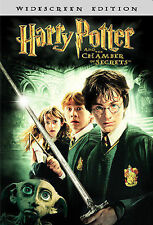 Harry Potter and the Chamber of Secrets (DVD, 2007, Widescreen Includes Trading
