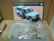 Mitsubishi Pajero long wagon 1/35 model car kit takcom free ship