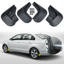 4pcs Kit Mud Flaps Splash Guard For VW Volkswagen Jetta 2010 2011 Mudguards