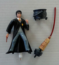2001 Harry Potter Levitating Challenge Replacement Parts: Harry Cauldron Broom