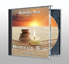 Meditation Music Volume One featuring Brainwave Entrainment and Isochronic Tones