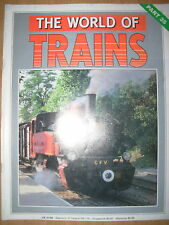 THE WORLD OF TRAINS MAGAZINE PART 35 FRENCH SNCF CLASS BB15000
