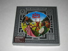 The Bard's Tale II: The Destiny Knight (Amiga, 1988) RPG, Includes Hint Book