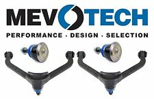 NEW Jeep Liberty 02-05 Front Upper Control Arms & Lower Ball Joints Kit Mevotech