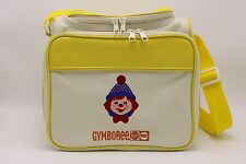 Gymboree Play & Music Insulated Small Yellow Diaper Baby Bottle Bag Gymbo Clown