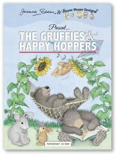 Joanna Sheen & House Mouse Designs Present  Gruffies & Happy Hoppers craft c d