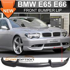 BMW E65 E66 745 760 7-Series 02-05 Urethane ACS Front Lip Spoiler Bodykit